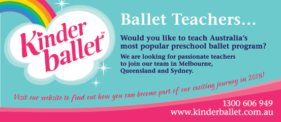 Ad for Ballet Teachers