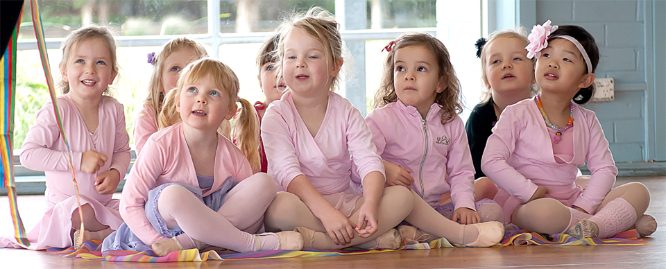 Kinderballerinas Listening