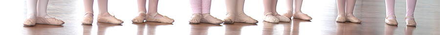 Kinderballet Shoes